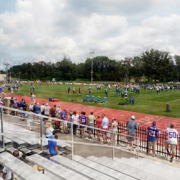 Bills Preseason Camp: A Great Experience For Fans And Camp Workers