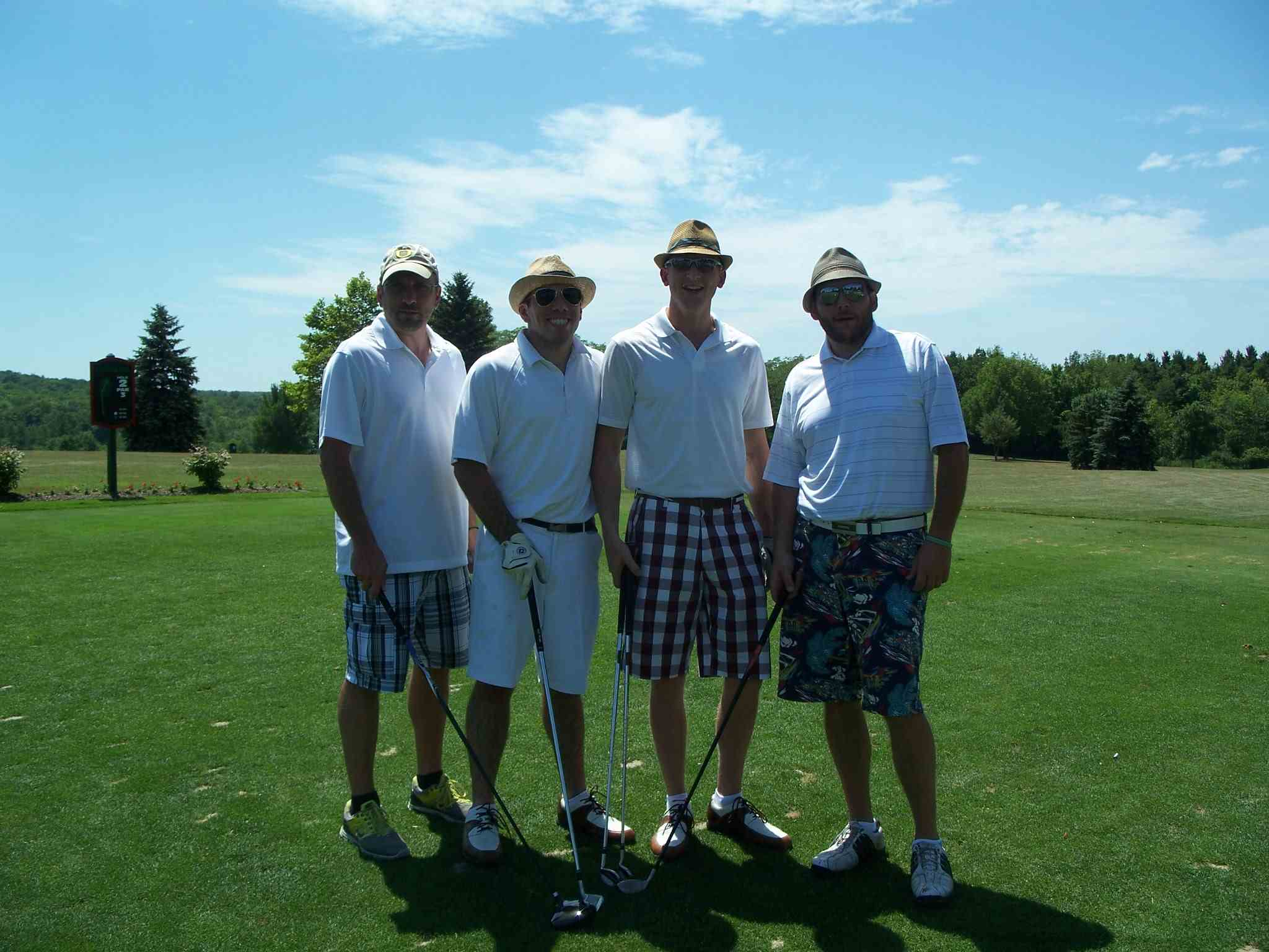Golf outing to benefit the Hospice Foundation