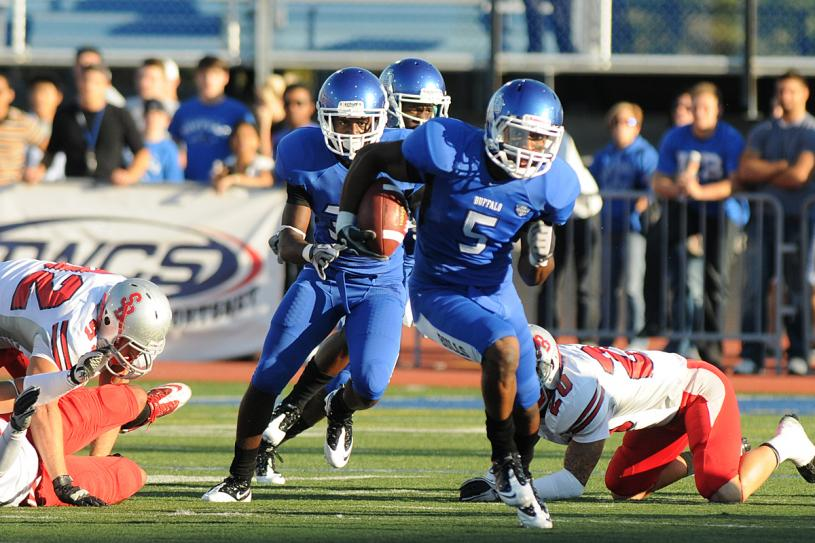 UB Bulls vs Stony Brook SeaWolves
