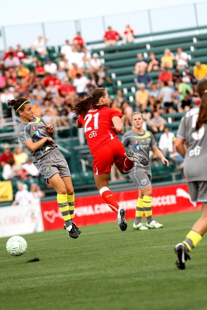 Western New York Flash Wins Title 2011