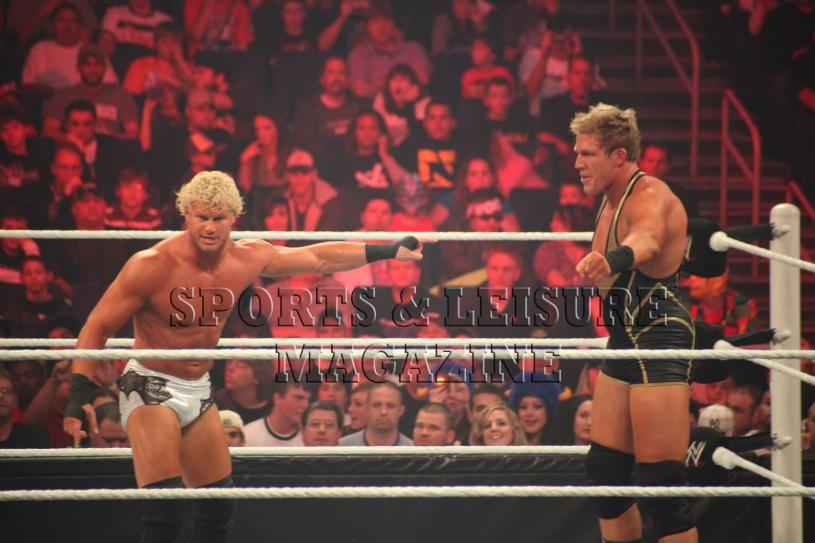"WWE ""Night of Champions"" - Buffalo, NY - 9/18/11"